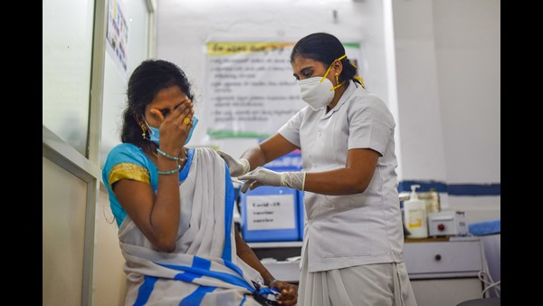 Centre Directed Tamilnadu And Kerala To Engage With Healthcare Workers To Build Vaccine Confidence