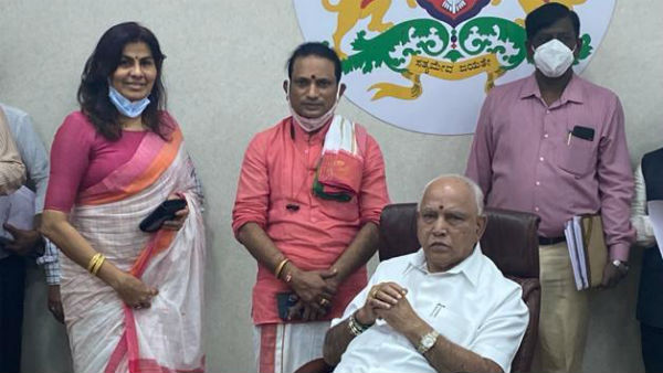 CM BSY assurance on Tulu as State official Language