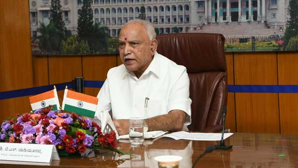 CM Yediyurappa Announces Rs 90 Crore Stimulus For Bengalurus Infrastructure