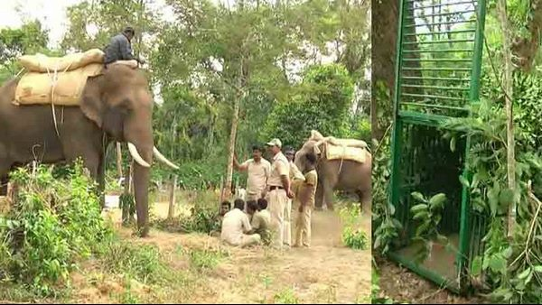 Karnataka In News For Man And Animal Conflic