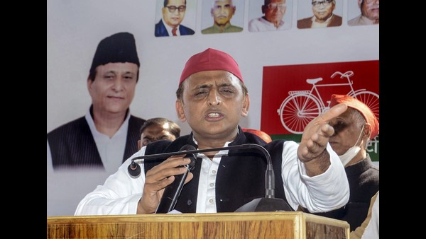 Game Is Over For BJP Commented Akhilesh Yadav Over UP Budget