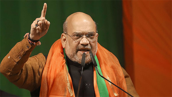 Didnt Sit On Rabindranath Tagores Seat: Amit Shah Denies Allegations