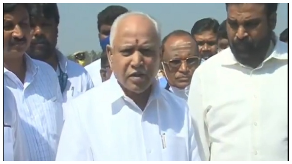 CM B S Yediyurappa Likely To Present Karnataka Budget for FY 2021-22 In First Week Of March