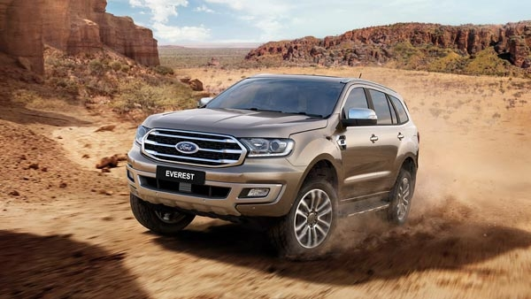 Next Gen Ford Endeavour To Be Introduced In 2022
