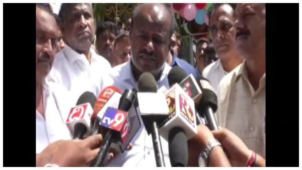 Ramanagara: Former CM HD Kumarswamy Reaction About Chikkaballapur Blast Case