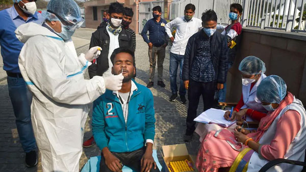 11,649 New Coronavirus Cases, 90 Deaths Reported In India