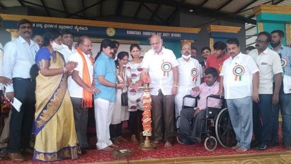 ಯುವಕರು ನಮ್ಮ ದೇಶದ ದೊಡ್ಡ ಸಂಪತ್ತು: ಸಚಿವ ಶಿವರಾಮ್ ಹೆಬ್ಬಾರ್
