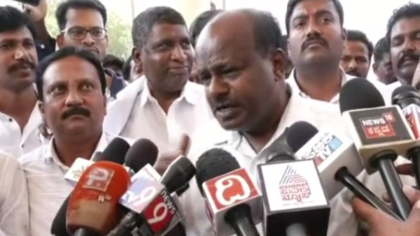 I Know About Better Than You HD Kumaraswamy To Minister CP Yogeshwar