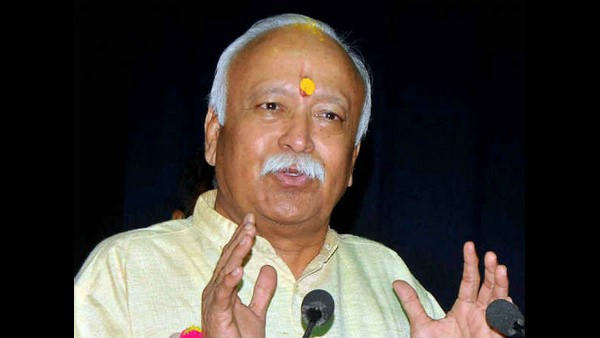 RSS Chief Advocates Akhand Bharat Says Pakistan In Dstress Ever Since Partitioned From India