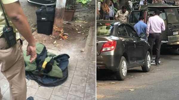 ಮುಕೇಶ್ ಅಂಬಾನಿ ಮನೆ ಸಮೀಪ ಎಸ್ಯುವಿಯಲ್ಲಿ ಸ್ಫೋಟಕ ವಸ್ತು ಪತ್ತೆ