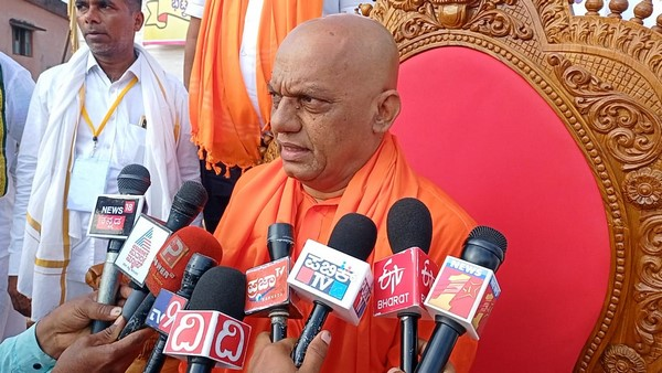 Karwar: No One Should Get Backward Classes Fundmental Rights: Brahmananda Saraswati