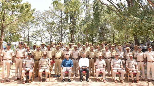 Promotion of five-year-old KSRP staff: A record in police history