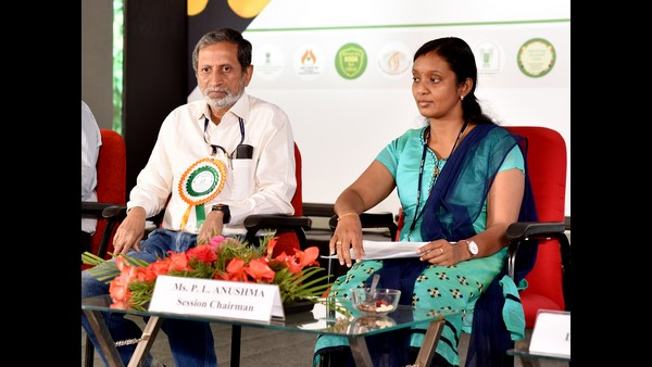 International Womens and Womens Science Day was celebrated in National Horticulture Fair