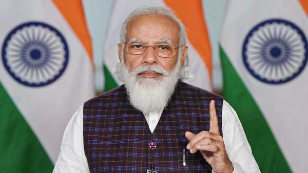 ವಿದ್ಯಾರ್ಥಿ, ಪಾಲಕರ ಜೊತೆ ಮೋದಿ 'ಪರೀಕ್ಷಾ ಪೆ ಚರ್ಚಾ 2021'