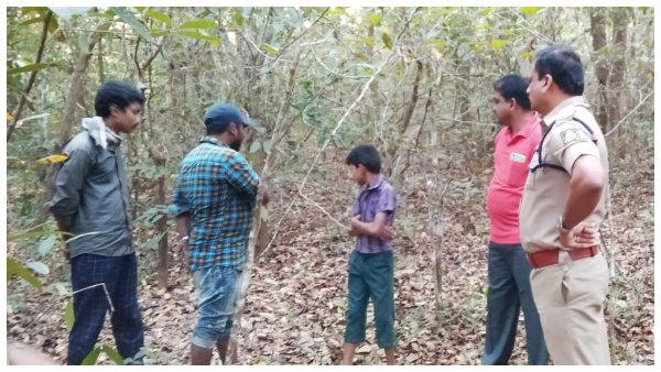 Class Ten Student Kidnapped In Yellapur Found In Forest