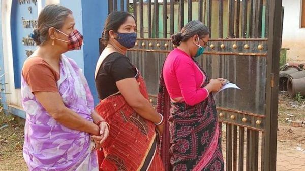 In Pics: ಪಶ್ಚಿಮ ಬಂಗಾಳ ವಿಧಾನಸಭೆ ಚುನಾವಣೆ 2021 : ಇಂದು ಮೊದಲ ಹಂತದ ಮತದಾನ