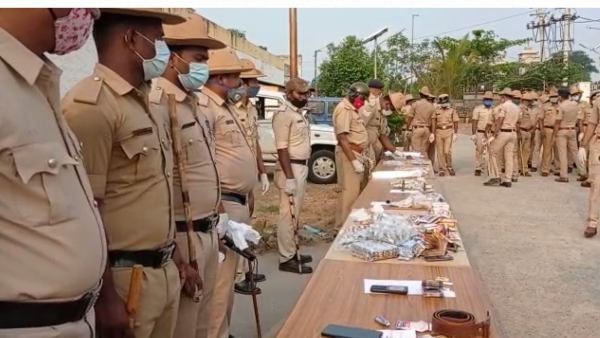 Mobiles, Drugs Seized From Ramanagara District Jail Inmate