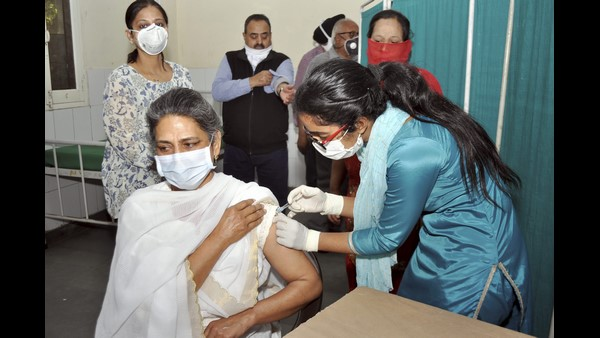 In 47 Days 1.63 Crore Beneficiaries Got Vaccinated Against Coronavirus Across India