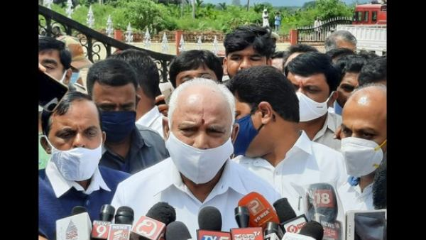 I am Chief Minister today because of RSS : BS Yediyurappa at Vidhana Soudha