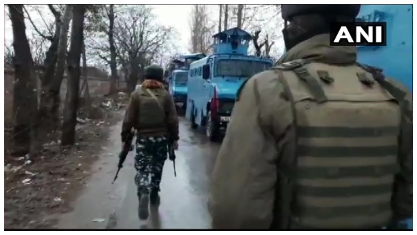 3 Lashkar-e-Taiba Terrorists Killed In Ongoing Encounter In Shopian