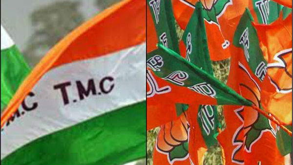 Day Ahead Of 2nd Phase Election In West Bengal BJP TMC Files Complaint In EC