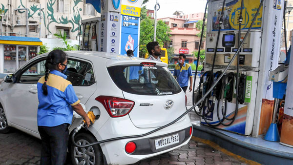 Shiv Sena Comment On Centre Reducing Petrol Diesel Price