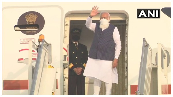 Prime Minister Narendra Modi Embarks On a Two-Day Visit To Bangladesh