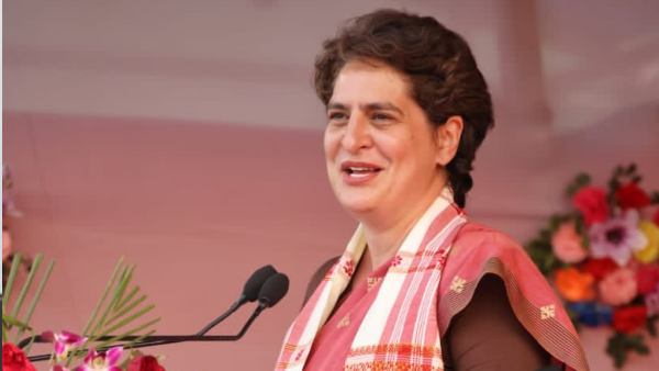 BJP Functioning Like Mafia: Priyanka Gandhi Vadra In Assam