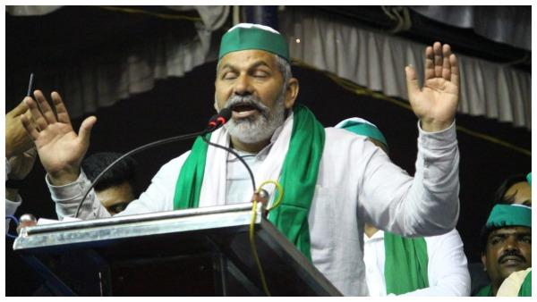 ಶಿವಮೊಗ್ಗ; ರಾಕೇಶ್ ಟಿಕಾಯತ್ ವಿರುದ್ಧ ಪ್ರಕರಣ ದಾಖಲು