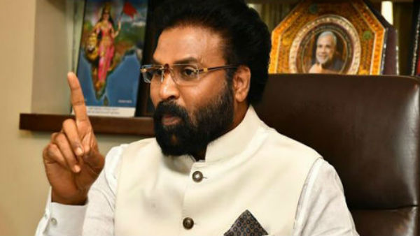 Ramesh Jarkiholi CD Case wont affect By-Election: Minister B.Sriramulu