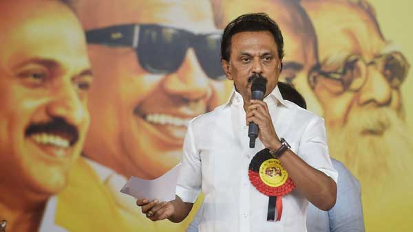Wont Allow CAA If DMK Voted To Power Said Stalin