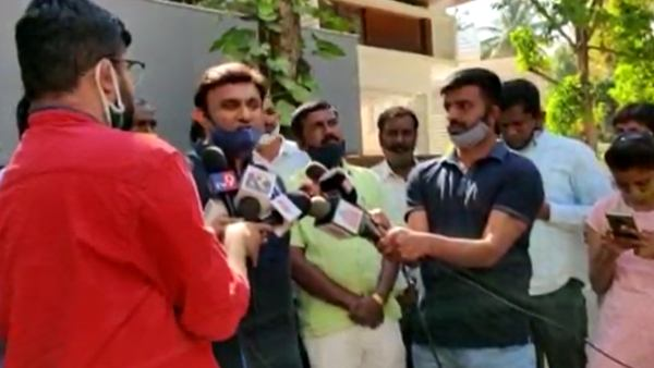 CD Case: Political conspiracy to defame opponents by misusing media: Sudhakar
