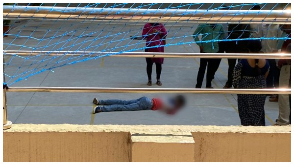 Bengaluru: Engineering student commits suicide by jumping over a college building