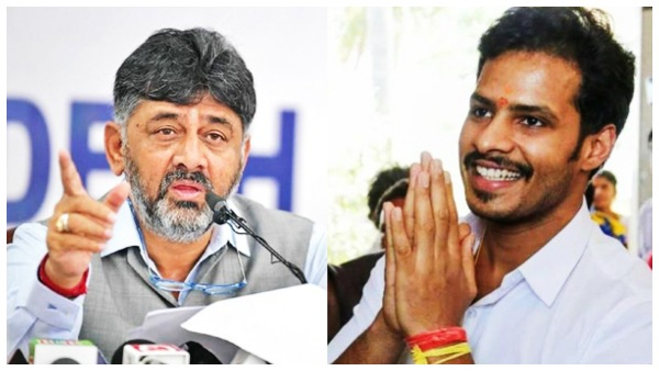 I Will Not Comment On Nikhil Kumaraswamy Statement,KPCC President D K Shivakumar Reaction
