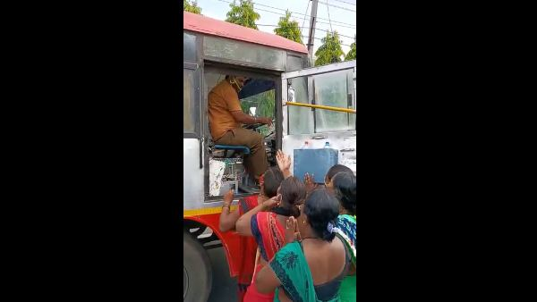 Bus Strike In Karnataka: Praise To Transport Workers For Joining Duty In Chamarajanagar