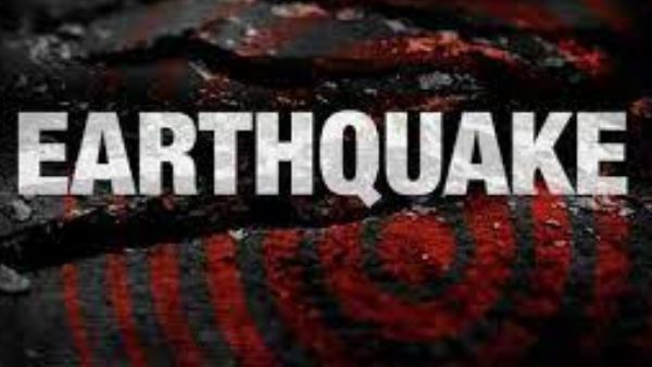 Earthquake Tremors Also Felt In Parts Of Assam, Bihar And West Bengal