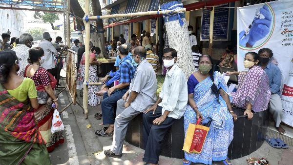 ಭಾರತದಲ್ಲಿ ಒಂದೇ ದಿನ 25,56,182 ಜನರಿಗೆ ಕೊರೊನಾವೈರಸ್ ಲಸಿಕೆ