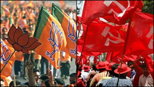By Elections 2021: CPIM call Voters to defeat Corporte Agent BJP