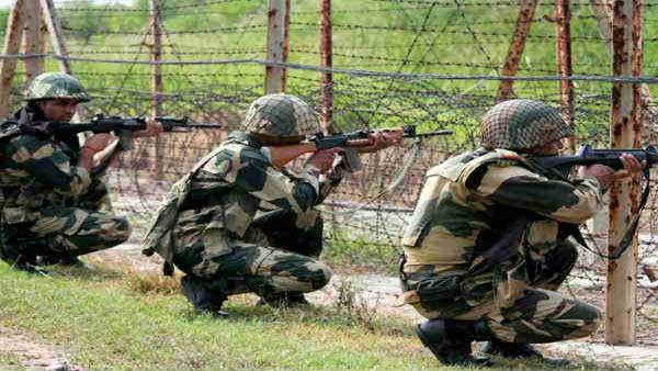BSF Thwarts Infiltration Bid Of 3 Pakistan Intruders Along IB In Punjabs Pathankot