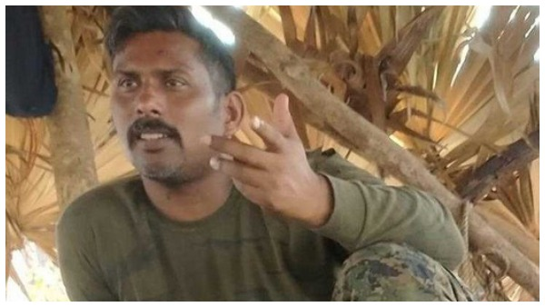 Maoists Release Photograph Of Missing CoBRA Commando