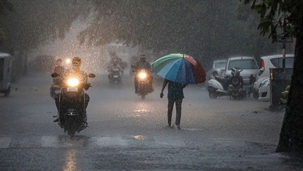ಏಪ್ರಿಲ್ 22ರವರೆಗೆ ರಾಜ್ಯದ ಕರಾವಳಿ, ದಕ್ಷಿಣ ಒಳನಾಡಿನಲ್ಲಿ ಭಾರಿ ಮಳೆ