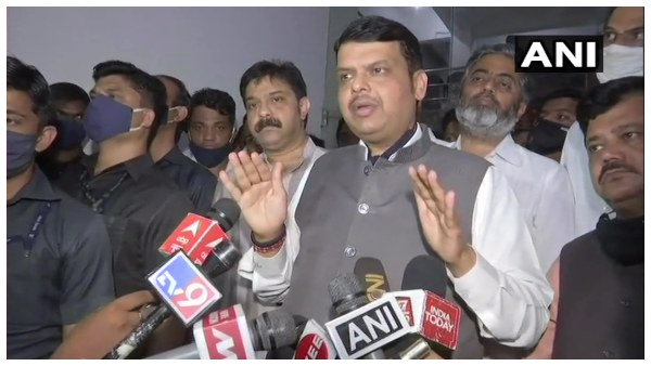 Devendra Fadnavis Intervenes In Police Questioning Of Pharma Company Director