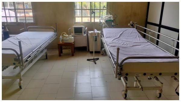 ಕೋವಿಡ್: ಕಾರವಾರ ನೌಕಾನೆಲೆ ಆಸ್ಪತ್ರೆಯಲ್ಲಿ ಆಕ್ಸಿಜನ್ ಬೆಡ್ ವ್ಯವಸ್ಥೆ