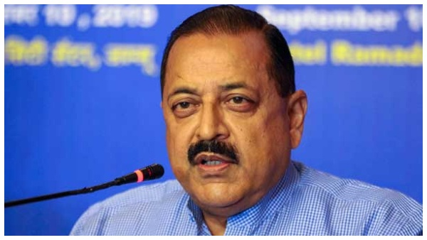 Union Minister Dr Jitendra Singh Tests Positive For Coronavirus
