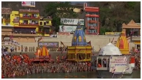 ಹರಿದ್ವಾರ ಕುಂಭ ಮೇಳ: ಪ್ರಧಾನ ಸಾಧು ಕೊರೊನಾ ಸೋಂಕಿಗೆ ಬಲಿ