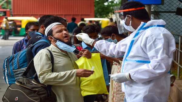 68631 New Coronavirus Cases Reported in Maharashtra in the Last 24 Hours