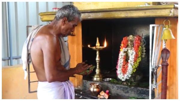 ಮಂಗಳೂರು: ಮುಸ್ಲಿಂ ಭಕ್ತನಿಗೆ ಒಲಿದ ಕೊರಗಜ್ಜ; ನಿತ್ಯ ಸ್ವಾಮಿಯ ಪೂಜೆ
