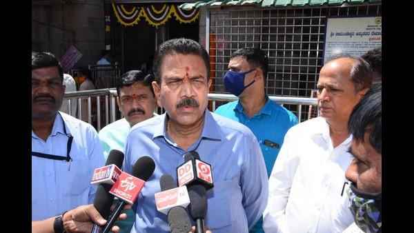 ಸಿಎಂ ವಿರುದ್ಧ ಈಶ್ವರಪ್ಪ ದೂರಿಗೆ ಸಚಿವ ಸಿಸಿ ಪಾಟೀಲ್ ಆಕ್ರೋಶ