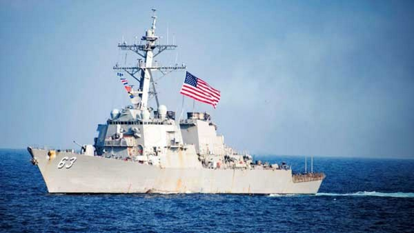 Pentagon Defends US Navy Ship Asserting Navigational Rights Inside Indias EEZ Without Permission