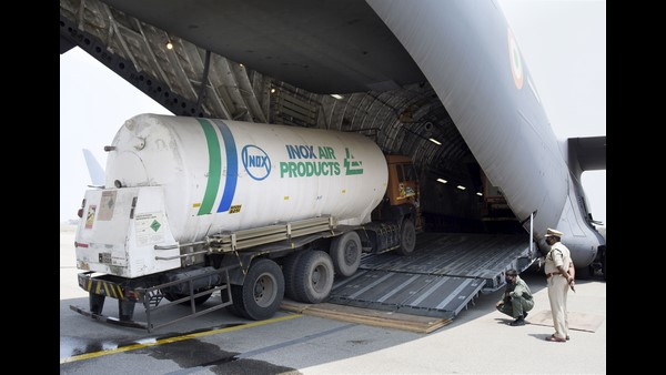 India Will Airlift 23 Mobile Oxygen Plants From Germany